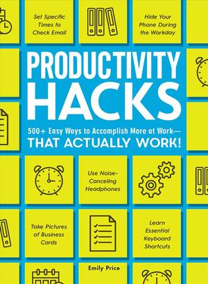 Productivity Hacks 9781507209608