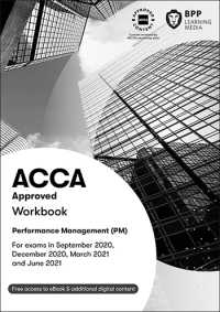 Link to an enlarged image of Acca Performance Management : Workbook -- Paperback / softback