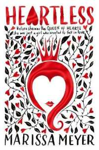 Link to an enlarged image of Heartless -- Paperback / softback