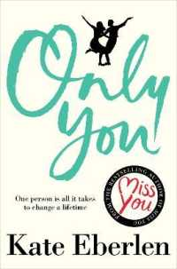 Link to an enlarged image of Only You -- Paperback / softback