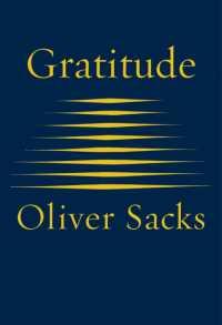 Link to an enlarged image of Gratitude -- Hardback