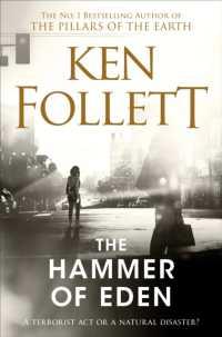 Link to an enlarged image of Hammer of Eden -- Paperback / softback