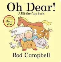 Link to an enlarged image of Oh Dear! -- Board book