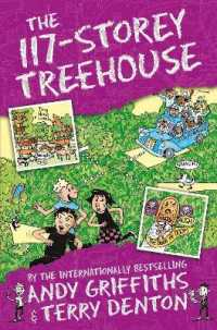 Link to an enlarged image of 117-storey Treehouse (The Treehouse Books) -- Paperback / softback