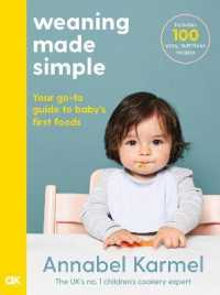 Link to an enlarged image of Weaning Made Simple -- Hardback