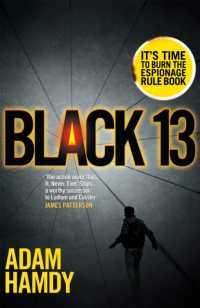 Link to an enlarged image of Black 13 -- Paperback (English Language Edition)