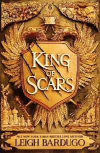 Link to an enlarged image of King of Scars( King of Scars 1 ) -- Paperback / softback