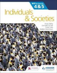 Link to an enlarged image of Individuals and Societies for the IB MYP 4&5, by Concept