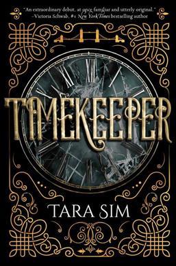 Link to an enlarged image of Timekeeper (Timekeeper) (Reprint)