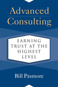 Link to an enlarged image of Advanced Consulting : Earning Trust at the Highest Level