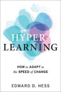 Link to an enlarged image of Hyper-Learning : How to Adapt to the Speed of Change
