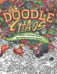Books Kinokuniya Doodle Invasion Adult Coloring Book Zifflins