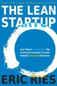 Link to an enlarged image of The Lean Startup : How Today's Entrepreneurs Use Continuous Innovation to Create Radically Successful Businesses (OME B-FORMAT)