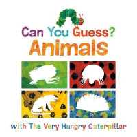 Link to an enlarged image of Can You Guess? : Animals with the Very Hungry Caterpillar? (World of Eric Carle) (BRDBK)