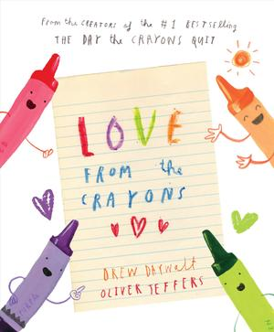 Link to an enlarged image of Love from the Crayons