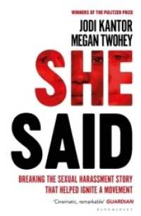 Link to an enlarged image of She Said : The New York Times bestseller from the journalists who broke the Harvey Weinstei -- Paperback (English Language Edition)