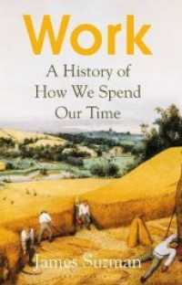 Link to an enlarged image of Work : A History of How We Spend Our Time -- Paperback (English Language Edition)