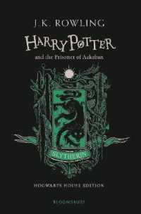 Link to an enlarged image of Harry Potter and the Prisoner of Azkaban - Slytherin Edition -- Hardback