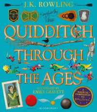Link to an enlarged image of Quidditch through the Ages - Illustrated Edition : A magical companion to the Harry Potter stories -- Hardback