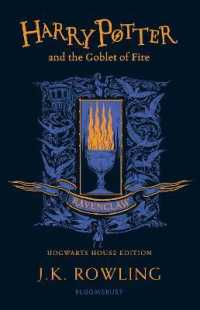 Link to an enlarged image of Harry Potter and the Goblet of Fire - Ravenclaw Edition -- Paperback / softback