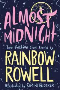 Books Kinokuniya Almost Midnight Two Festive Short Stories