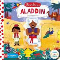 Link to an enlarged image of Aladdin (First Stories) -- Board book