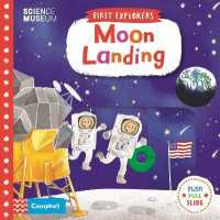 Link to an enlarged image of Moon Landing (First Explorers) -- Board book