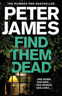 Link to an enlarged image of Find Them Dead -- Paperback