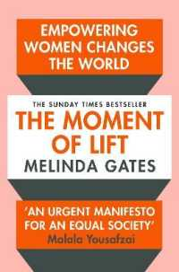 Link to an enlarged image of Moment of Lift : How Empowering Women Changes the World -- Paperback / softback