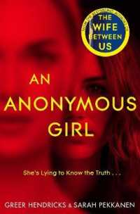 Link to an enlarged image of Anonymous Girl -- Paperback (English Language Edition)