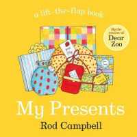 Link to an enlarged image of My Presents -- Board book