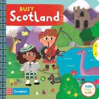 Link to an enlarged image of Busy Scotland (Busy Books) -- Board book