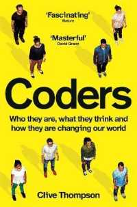 Link to an enlarged image of Coders : Who They Are, What They Think and How They Are Changing Our World -- Paperback / softback