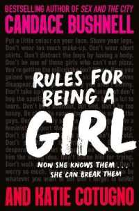 Link to an enlarged image of Rules for Being a Girl -- Paperback / softback