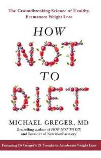 Link to an enlarged image of How Not to Diet( OME ) (Export)