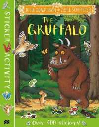 Link to an enlarged image of Gruffalo Sticker Book -- Paperback / softback