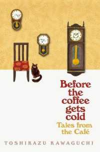 image of Tales from the Cafe : Before the Coffee Gets Cold -- Paperback / softback (English Language Edition)