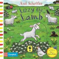Link to an enlarged image of Lizzy the Lamb : A Push, Pull, Slide Book (BRDBK)