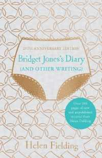 Link to an enlarged image of Bridget Jones's Diary (And Other Writing) : 25th Anniversary Edition -- Hardback