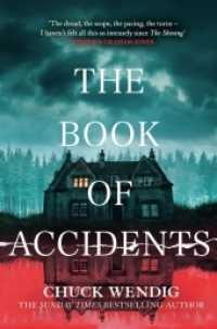 Link to an enlarged image of Book of Accidents -- Paperback (English Language Edition)