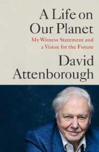 Link to an enlarged image of Life on Our Planet : My Witness Statement and a Vision for the Future -- Hardback