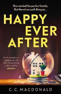 Link to an enlarged image of Happy Ever after : 2020s Most Addictive Thriller -- Paperback / softback
