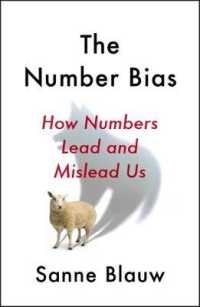 Link to an enlarged image of Number Bias -- Paperback (English Language Edition)