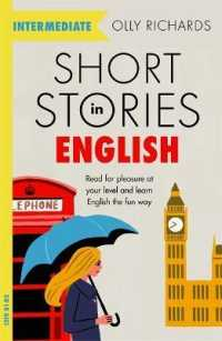 Link to an enlarged image of Short Stories in English for Intermediate Learners : Read for Pleasure at Your Level and Learn English the Fun Way!