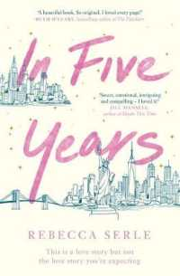 Link to an enlarged image of In Five Years -- Paperback (English Language Edition)