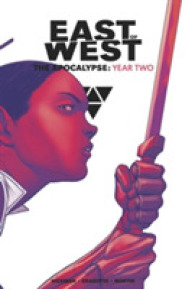 Link to an enlarged image of East of West the Apocalypse Year Two (East of West: the Apocalypse)