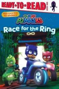 Link to an enlarged image of Race for the Ring (Ready-to-read. Level 1) (STK)