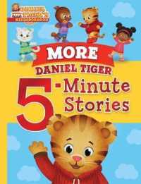 Link to an enlarged image of More Daniel Tiger 5-minute Stories (Daniel Tiger's Neighborhood)
