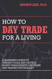 How to Day Trade for a Living 9781535585958