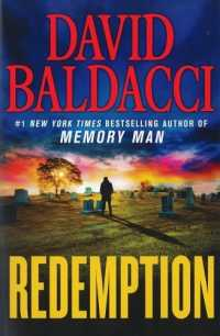 Link to an enlarged image of Redemption (Memory Man series)(OME TPB)